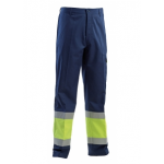 HIGH VISIBILITY fireproof trousers