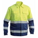 Fireproof jacket