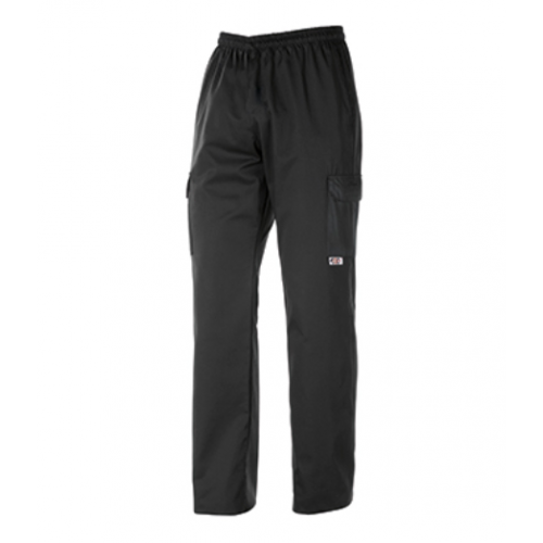 Chef trousers Coulisse Leg Pocket