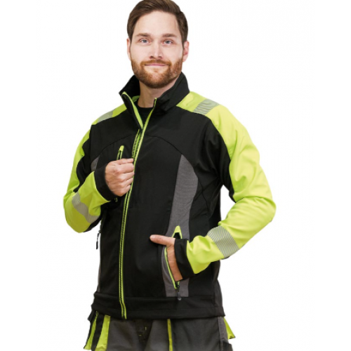 Softshell jacket hivi
