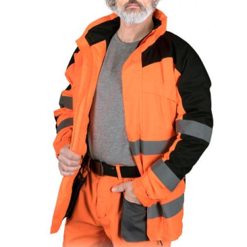 HiVis jacket LH-TORTON